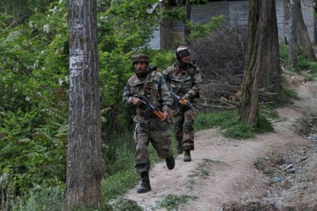 Pakistan Violates Ceasefire Again in Jammu