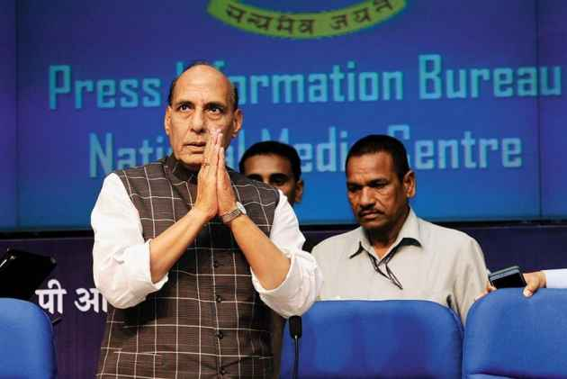 Piracy And Copyright Violations Sources Of Terror Funding, Says HM Rajnath Singh