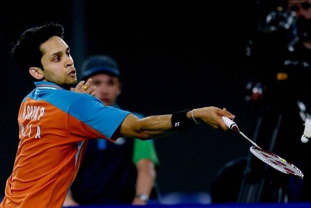 Badminton Men's Singles: Kashyap Third Indian to Get CWG Gold