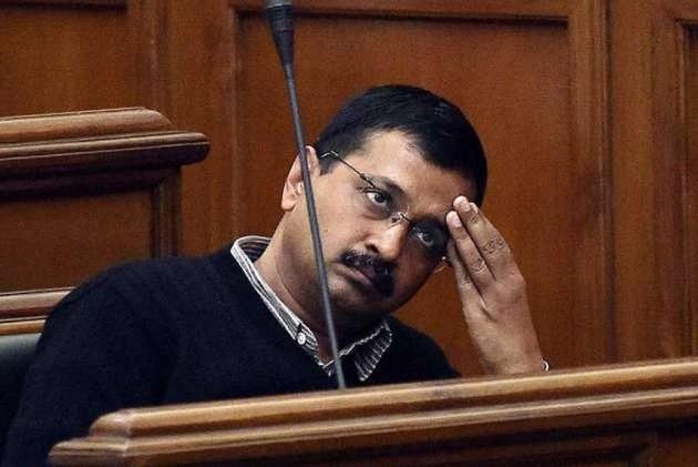 Kejriwal has record of making mistakes,seeking apology: Tiwari