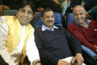 Relaxed Kejriwal Watches Movie, Tells Partymen to 'Chill'