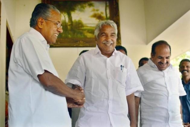 Vijayan miffed as PM avoids team Kerala
