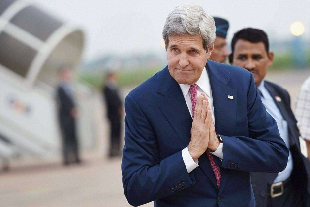 N Korea Insults Kerry, Calls Him a 'Wolf With a Hideous Lantern Jaw'
