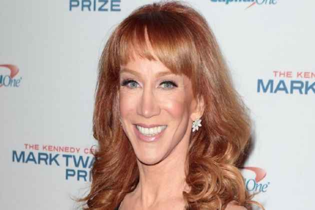 Kathy Griffin Fired By CNN After Posting Beheaded Head of Trump