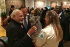 Modi Gets a Koala Cuddle at the G20 Summit in Australia