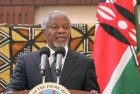 Ebola Neglected Because It Started in Africa: Kofi Annan