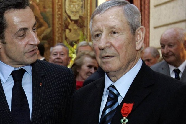 French Football Legend Raymond Kopa Dies Aged 85