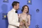 <em>La La Land</em> Sweeps Golden Globe Awards With Seven Wins