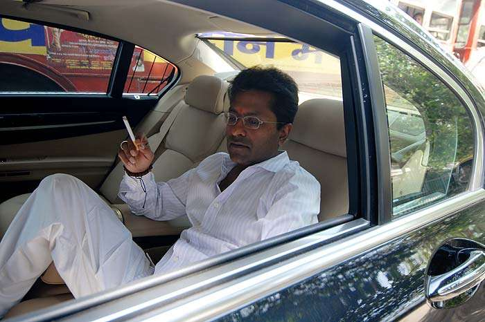 HC Orders Restoration of Lalit Modi's Passport