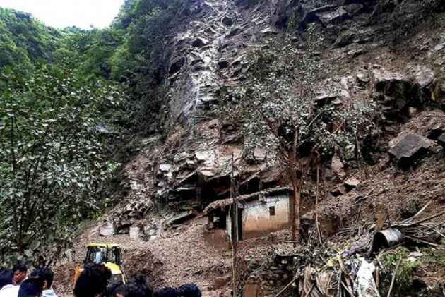 Killed, Over 25 Missing As Landslide Hits Himachal Pradesh