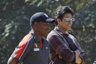 Anil Kumble in Race to Become India's Chief Coach