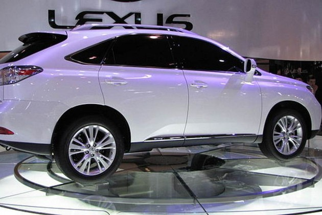 Toyota Drives in Luxury Brand Lexus to India With 3 Models