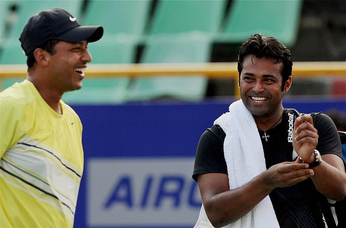Bhupathi Drops Veteran Paes From Davis Cup Squad
