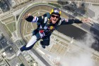 Skydiver Luke Aikins Becomes First Person to Jump, Land Without Chute