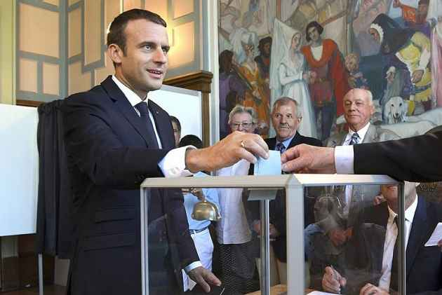 France: Macron's Centrist Party Wins Massive Majority in French Parliament