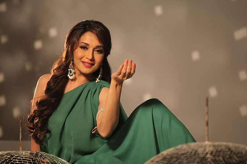 I Am Not Here to Compete With Newcomers: Madhuri