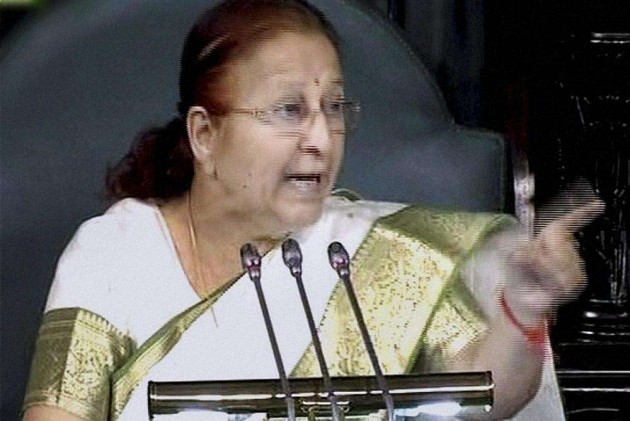 Denying LoP to Congress Based on Rules: Speaker