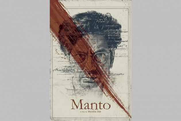 Manto's First Look Unveiled : Nawazuddin Siddiqui Channels Writer With His Signature Disheveled Hair And Intense Look
