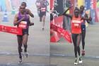 Ethiopia's Legese and Kenya's Limo Win Delhi Half Marathon