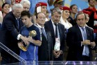 Messi Says 'Knew Nothing' at Tax Fraud Trial in Spain