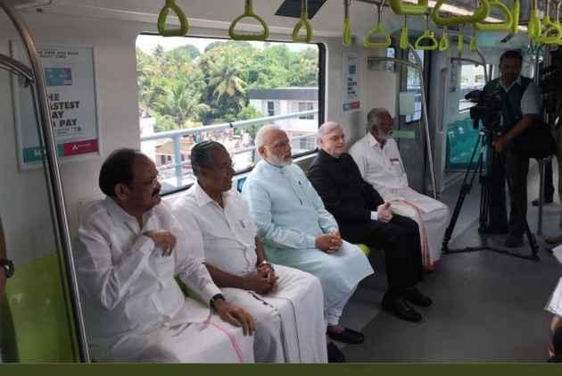 Kochi Metro: BJP State President's Ride With PM Modi Kicks Up Controversy