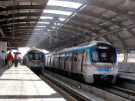 Man Jumps From 30-Feet High Metro Station In Mumbai To Avoid Fine, Survives