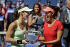 Sania and Hingis Win US Open, Steamroll Rivals in Final