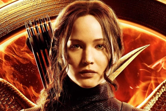 'Mockingjay' Becomes 2014's Highest-Grossing Movie