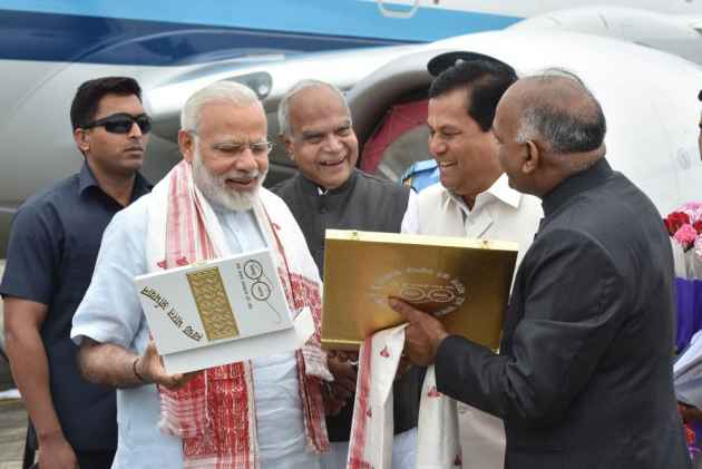 PM to be in Assam tomorrow; to inaugurate projects