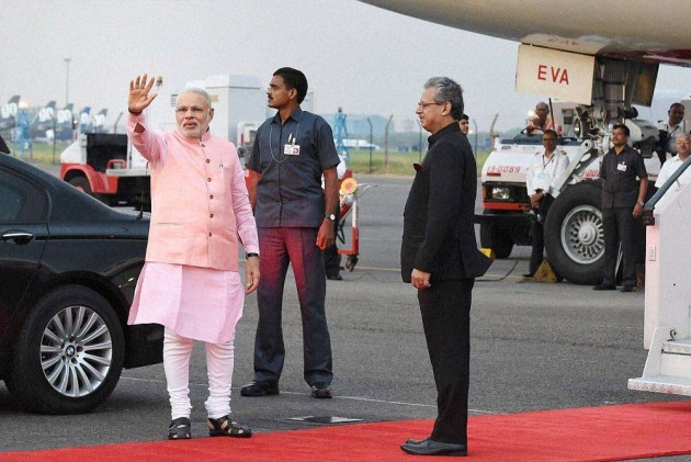 Modi Embarks on Japan Trip Amid 'Great Expectations'