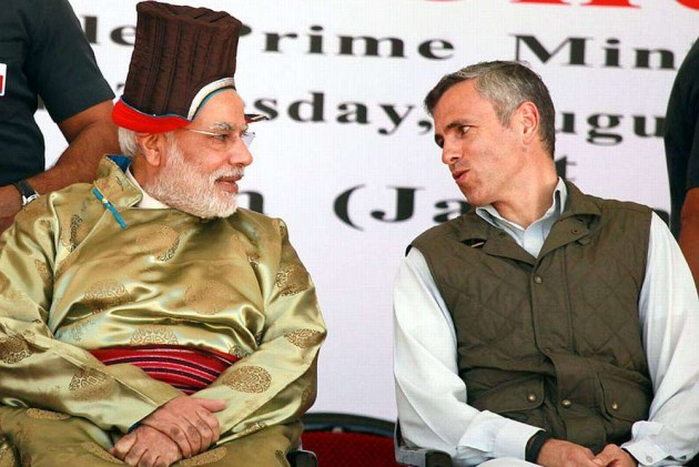 Cancellation of Talks With Pak Demoralising for People of J&K: Omar