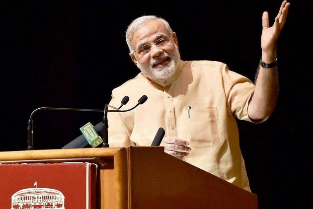 PM Modi Laments the Absence of Humour From Parliament