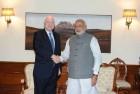 US Senator McCain Meets Modi