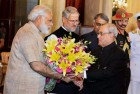 Pranab Da Guided Me Like a Guardian: Modi