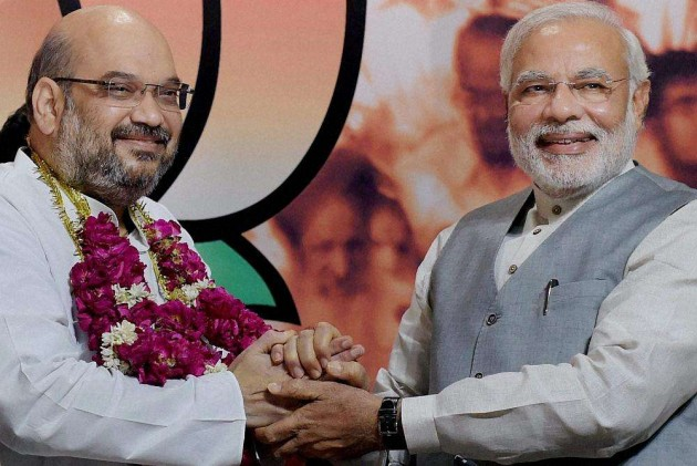 'Murder Accused' Amit Shah Appointed BJP President