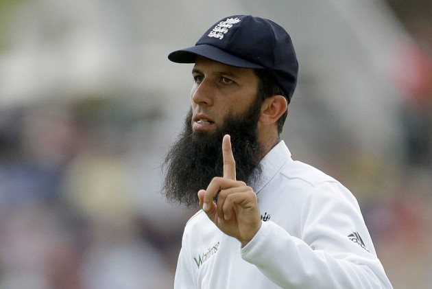 ICC Warns Eng's Ali Against Wearing Wristbands Supporting Gaza