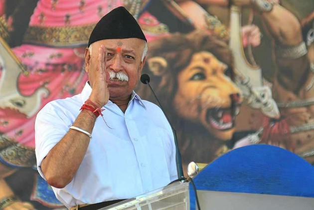 Cultural Identity of All Indians Is Hindutva: RSS Chief