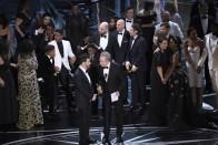 <em>Moonlight</em> Trumps <em>La La Land</em> for Best Picture After Announcement Goof-Up