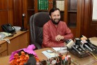 Seeking Inputs on 100% FDI in News Media: Javadekar