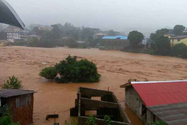 Massive Mudslide in Sierra Leone Kills Over 200
