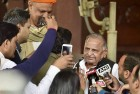 Mulayam Defends Akhilesh, Says 'No One Person Responsible' For Uttar Pradesh Debacle