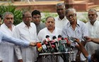 SP, Left Parties to Protest Disruption of Parliament