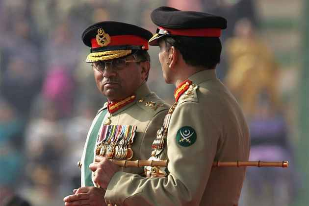 Pervez Musharraf Says He 'Mulled The Use Of Nuclear Weapons Against India' in 2001