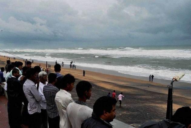 Cyclone Nada further weakens, makes landfall in Nagapattinam