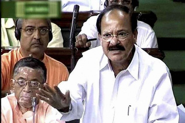 'Hindu' is Not a Religious Concept, It's a Cultural Identity: Venkaiah