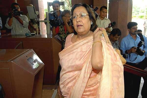 Called All Indians Hindi, Not Hindu: Najma Heptulla