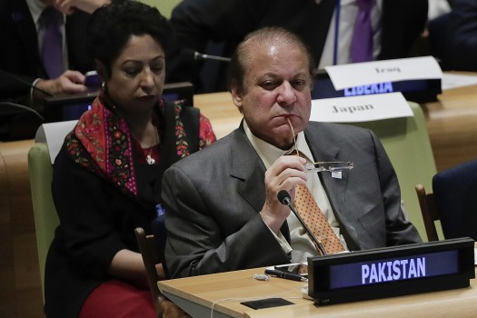 Pakistan Will Be Recognised As Minorities-Friendly Country: Nawaz Sharif