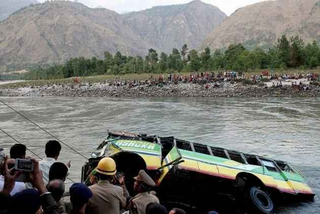 At least 28 Killed as Bus Falls Into Gorge in Rampur, Himachal Pradesh