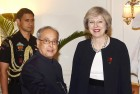 India, UK Need To Co-operate More To Counter Terrorism Says Pranab Mukherjee