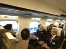 PM Modi, Abe Ride On Japan's Famed Shinkansen Bullet Train